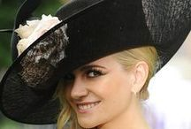 Ascot / The wonderful, weird and best looks from Ascot.  / by Wonderful Hair Extensions