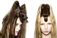 Animal hair? / by Wonderful Hair Extensions