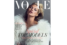 KATE MOSS GRACES VOGUE / by Wonderful Hair Extensions