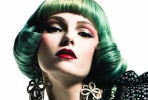 EMERALD GREEN IN 2013 / by Wonderful Hair Extensions