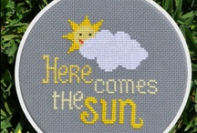 Keeping Me in (Cross) Stitches