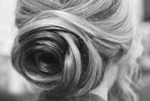 Inspiration ● Hairstyle