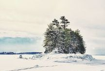 Freeport Winter / Winter doesn't always have to mean hibernation, there's lots to do in snowy Freeport