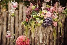 Floral decor / by Diana Granada