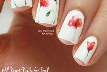 Inspiration ● Nail art
