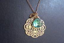 A Jewelry - Necklaces / by Debora Bland