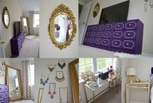 Updated Master Bedroom / by Making It With Danielle