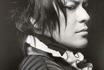 Atsushi Sakurai                                              (the Devil) / 【ほっかむり】は禁句                                         肩のもうどんじゃなくてゴルチェだから‼︎