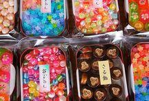 日本のお菓子(Japanese sweets)