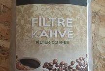 Özel harmanlı kahve gruplarımız