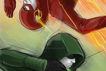 Green Arrow & The Flash