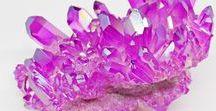 Aura Crystals / Beautiful Aura Crystals & Skulls