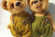 Ursos de pelúcia