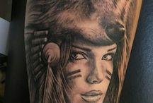 A arte da tatuagem