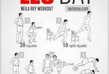 Workout / GREAT WORK OUTS FOR STRENGTH