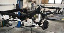 2018/01 Jeep Wrangler YJ New / Jeep Wrangler YJ complete reconstruction