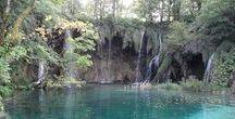 Croatia Travel/ Kroatien / Wasserfälle, Plitvicer Seen, Nationalpark Krka, Trogir, Omis,