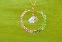 Jewelry Inspirations / Ideas for making, displaying, and selling handmade jewelry. / by Jennifer Johnson