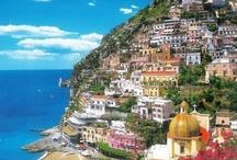 Bella Italia / Beautiful photos of Italy--my favorite place. / by Jennifer Johnson