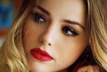 mirror, mirror / Makeup, Hair, Beauty #KISSlashes