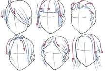 Art: Drawing Tutorials / Basic drawing tutorials / by Melissa Olivero