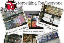 Kewl Stuff / Things that amuse me / by Past Generation Toys