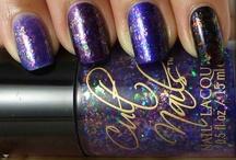 nail polishes i covet / by Kelly Carey