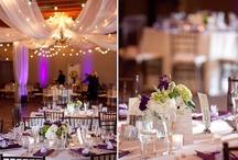 A Very Purple Wedding