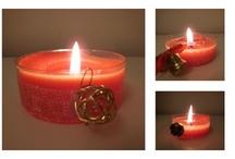 Candles/velas & lighting/iluminación / Candles, paper lanterns & more Velas, guirnaldas de bombillas...