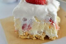 Deserts / Desert recipes / by Michele Dees