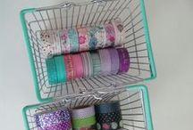 Washi Tape / Washi Tape. DIY Washi Tape