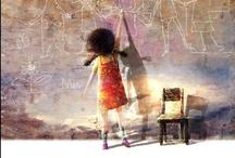 Illustrated Innocence / by Bronwyn Quilliam