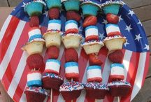 Decorating and Eating--Summer/July 4th / by Jennifer Johnson