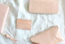 carry / simple and stylish (or cute) bags