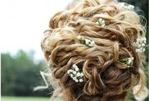 Wedding Hair / by The Budget Savvy Bride