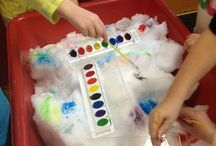 Classroom Inspiration--Arts and Crafts / Art and craft activities for the pre-k or k classroom. / by Jennifer Johnson