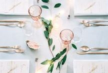 Table Tops / Table designs for all occasions