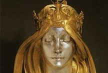 Art Nouveau / But Mostly Just the Work of Alphonse Mucha