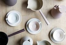 ceramics + wood