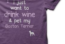I ❤️ Boston Terriers!