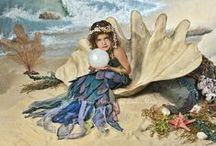 Mermaids, Pirates, and Sailors.. OH MY!