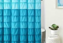Blue Beach Decor / Shades of the Sea for your Home. From Aqua Decor, to Turquoise, to Teal & beyond.