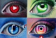 Social Media Art / Social Media y Arte
