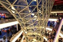 Shopping-Center Architektur