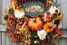 Jeseň-dekorácie, halloween