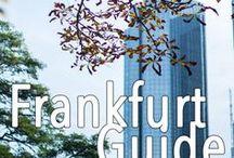 Frankfurt Guides: Tipps & Empfehlungen zu Essen, Shoppen, Event