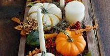 Herbst Mood: Herbst DIY Ideen, Demo Ideen, Halloween, Kürbisrezepte / Sich mit Herbst-Deko, DIY Ideen und Halloween Ideen in Herbst Stimmung bringen.