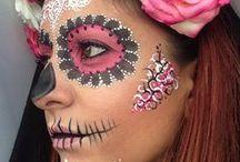 Halloween Kostüme, Outfits & Make-Up   Events / Kostüme, Outfits & Make-Up Ideen & Inspiration für Halloween