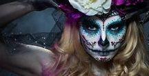 Halloween: costumes, decoration, food, party, DIY ideas, treats, pumpkins / Halloween Inspiration & Ideen