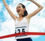 Frankfurt Marathon: Trainingsplan, Sprüche, Ernährung, Läufer / Motivierende lustige Sprüche, Trainingspläne & die richtige Ernährung um beim Frankfurt Marathon mitzulaufen.